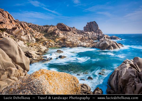 Europe - Italy - Italia - Sardinia - Italian island in Mediterra