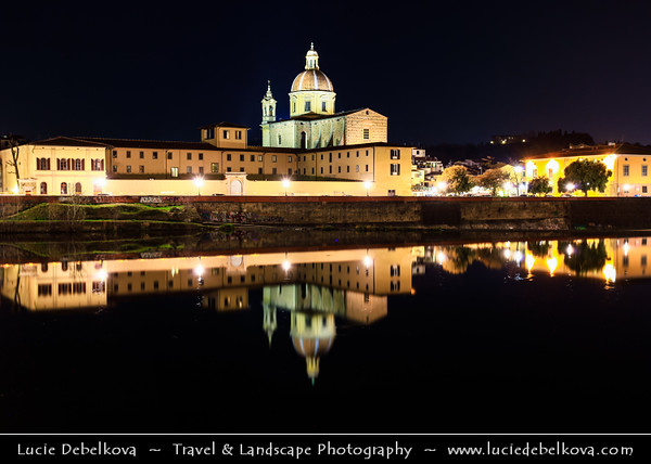 Italy - Tuscany - Toscana - Florence - Firenze - UNESCO World He