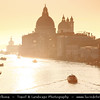 Europe - Italy - Italia - Veneto - Venice - Venezia - UNESCO World Heritage Site - Basilica di Santa Maria della Salute - The Basilica of St Mary of Health