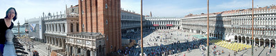 St. Marks Square, Venice Italy