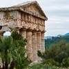 il Temple di Segesta, Sicily