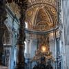 """Bernini's """"Cathedra Petri"""" and """"Gloria"""""""
