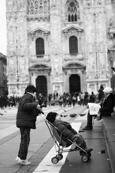 Milan Cathedral. March 2013