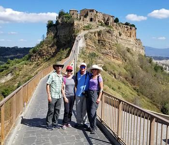 Trekkers Bagnoregio