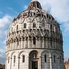 Pisa Baptistery of St. John