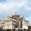 Piazza dei Miracoli : Pisa Baptistery / Cathedral / Campanile
