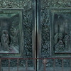 Door of the Cathedral of Pisa
