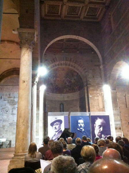 Daily Puccini Concert in Lucca, Tuscany, Italy