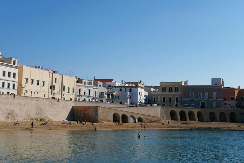 Spiaggia della Purità, Puglia 2019