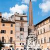 Fontana del Pantheon - Roma