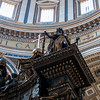 Bernini's baldacchino