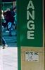 Municipal signage, Rialto Bridge
