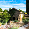 grounds at Castelo Banfi