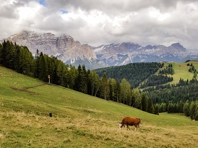 Dolomites and Italian Alps of Italy