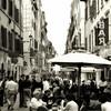 Street Scene #4a, Rome, Italy