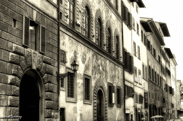 Florence Scenic #9s - Florence, Italy