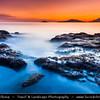 Italy - Liguria Coast - Riviera Ligure - Poets Gulf (Golfo dei Poeti) - Tellaro - Wonderful Traditional Village on shores of Mediterranean sea