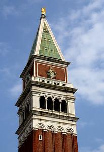 San Marco Campanile By: Kimberly Marshall Venice