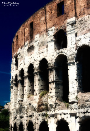 Colosseum #2, Rome, Italy