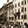 Street Scene #5a, Rome, Italy