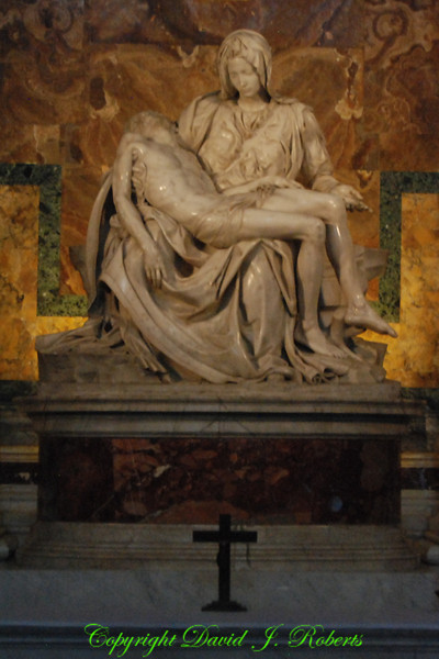 Pieta, St. Peters, Rome