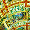 Gallery of Maps, Vatican City #2, Rome, Italy