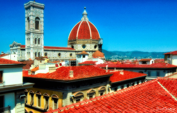 Cathedral of Florence #8, Florence, Italy