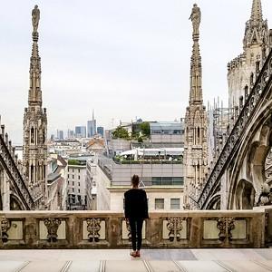 Milan, Italy Travel Photography