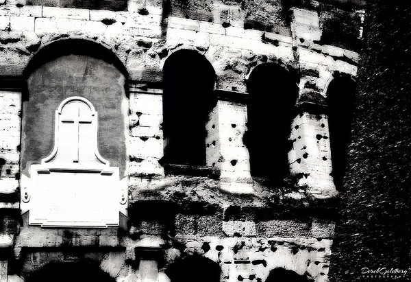 Colosseum #3, Rome, Italy