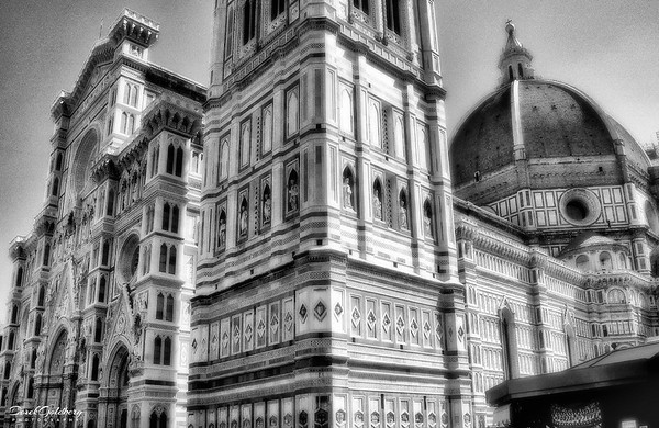 The Duomo #3a - Florence, Italy