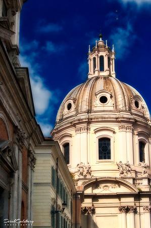 Nome di Maria Church #2, Rome, Italy
