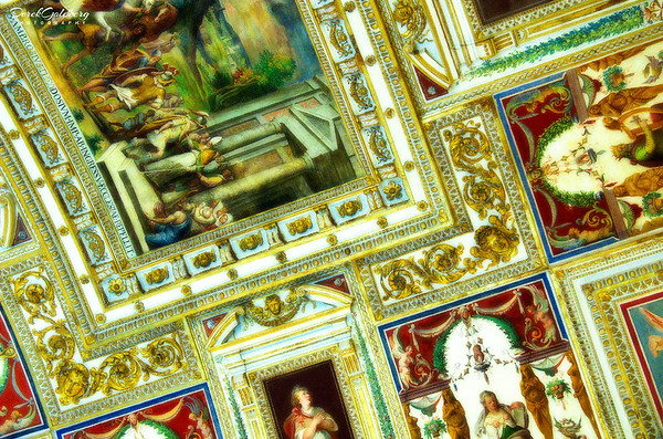 Gallery of Maps, Vatican City #4, Rome, Italy