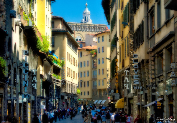 Florence Scenic #4, Florence, Italy