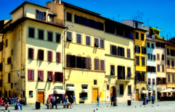 Florence Scenic #11, Florence, Italy