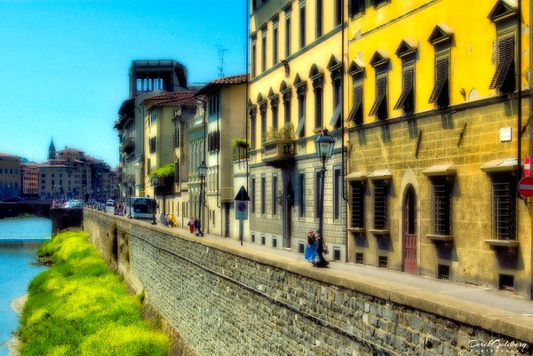 Florence Scenic #1, Florence, Italy