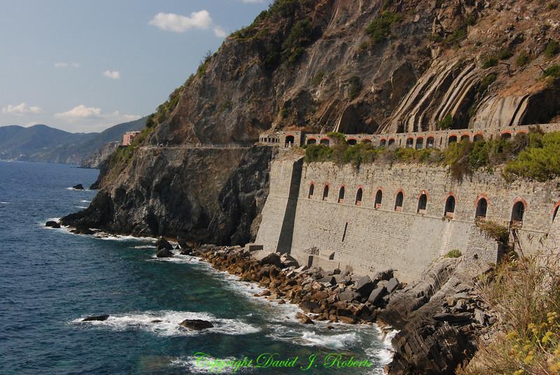 Via del Amore, Cinque Terre, Italy