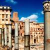 Street Scene #15, Rome, Italy