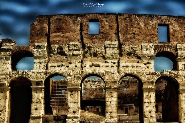 Colosseum #1, Rome, Italy