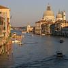 Venice, canal near Academia