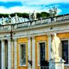 Vatican Exterior #2, Rome, Italy
