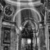 St. Peter Basilica #2a, Vatican City, Rome, Italy