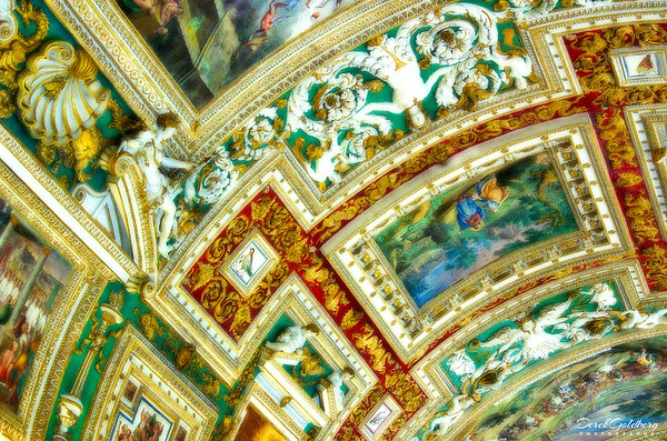 Gallery of Maps, Vatican City #5, Rome, Italy
