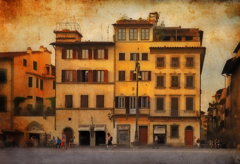 Somewhere in Florence