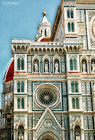 Cathedral of Florence #7, Florence, Italy