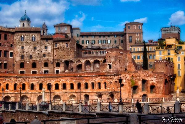 Street Scene #16, Rome, Italy