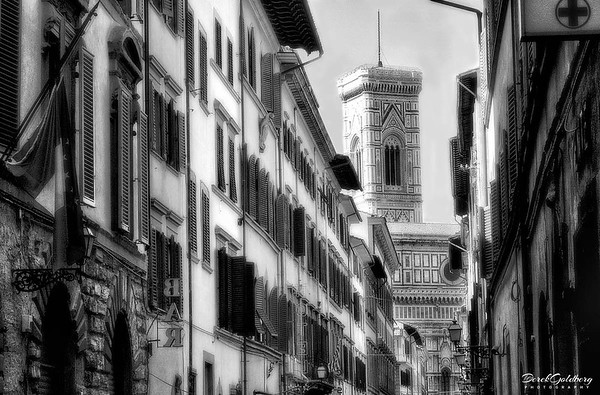 Cathedral of Florence #2a, Florence, Italy