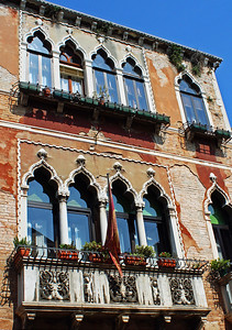 Venice Facade By: Kimberly Marshall Venice