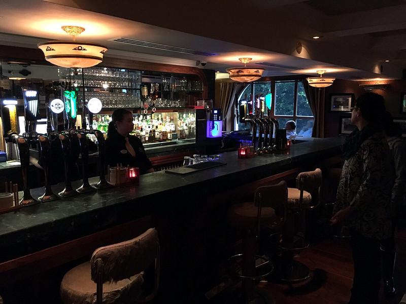bar at the Killarney Plaza