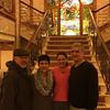 Michael, Robin, Marsha and Todd, at the Killarney Plaza