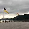 German state flags at the Deutsches Eck